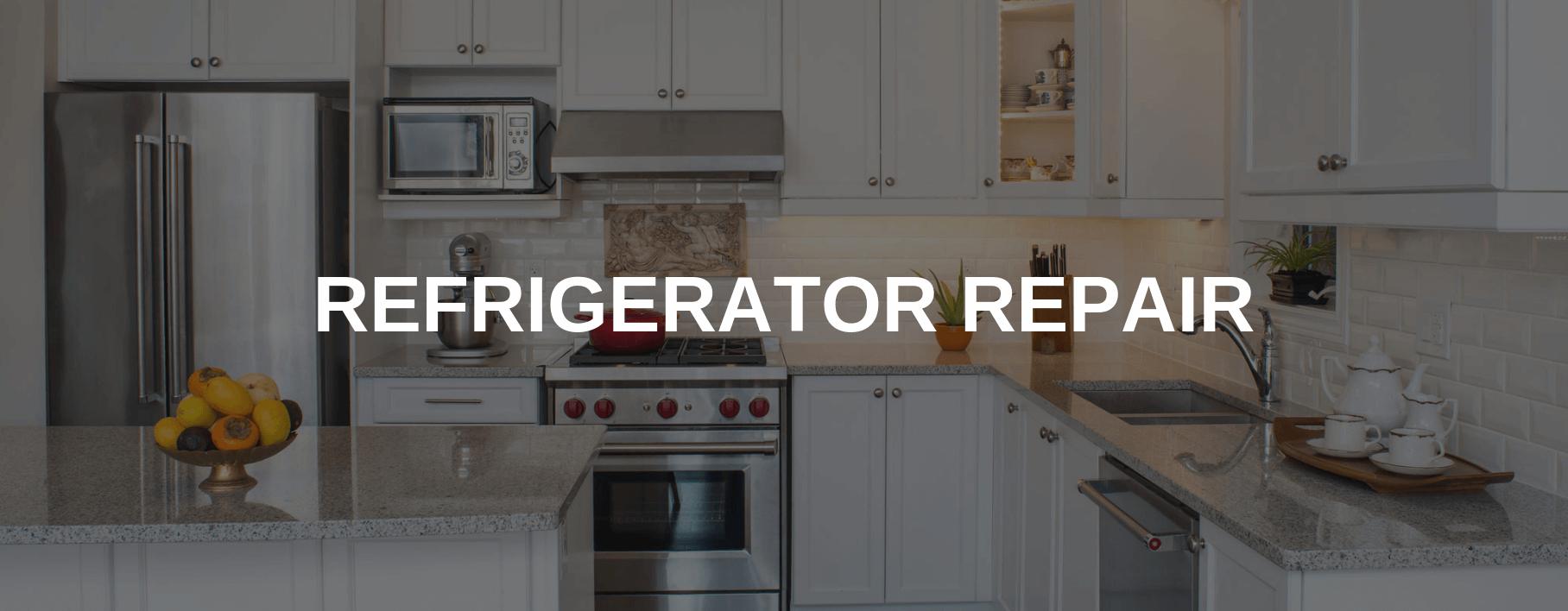 bell refrigerator repair